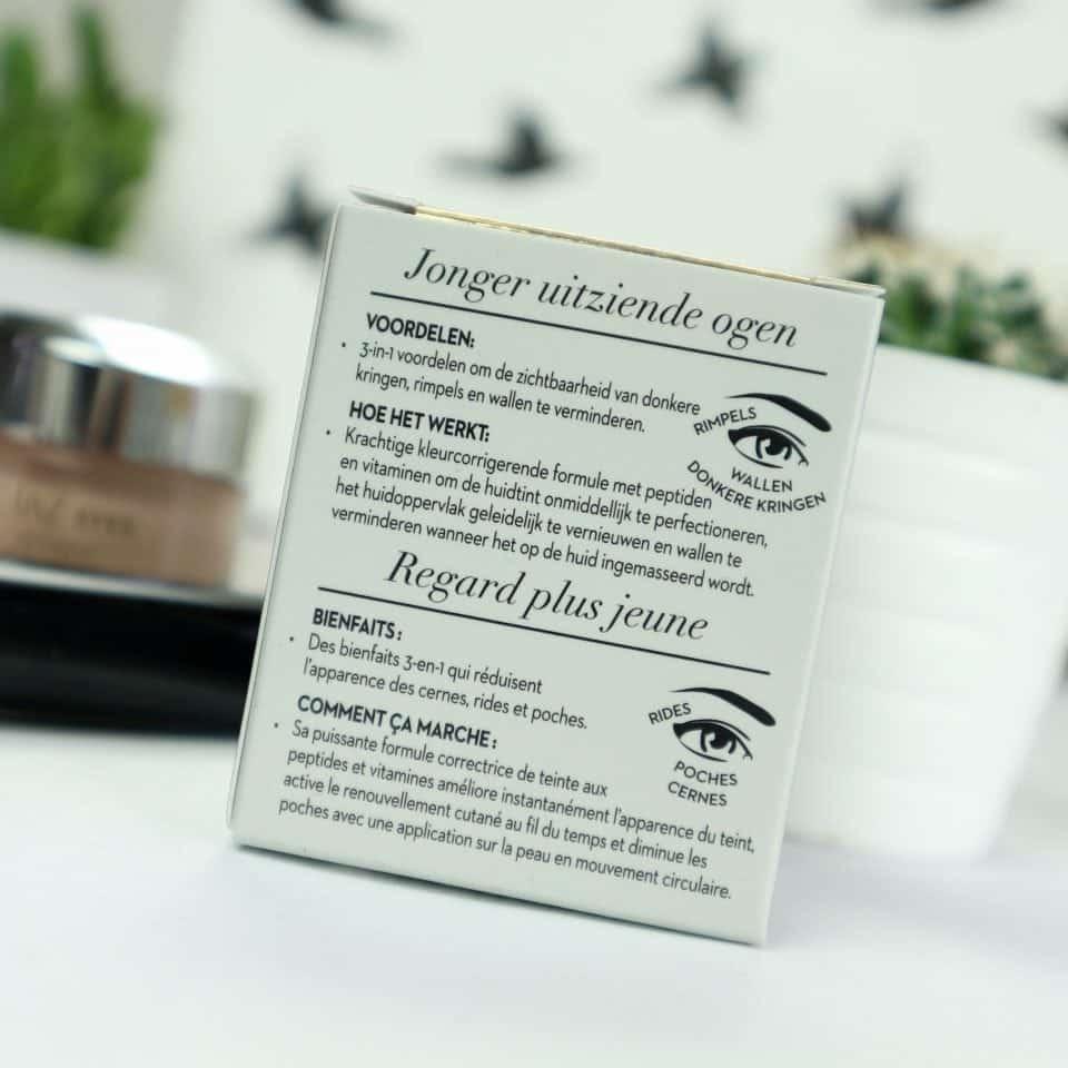 Olaz Ultimate Eye Cream review momambition oogcreme