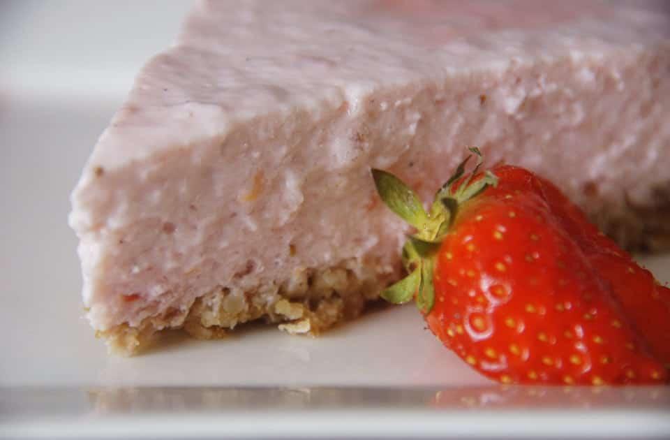 Kwarktaart met dadels en noten recept momambition mamablog foodblog
