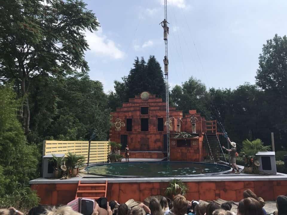 avonturenpark Hellendoorn Stichting Het vergeten kind zomertour 2017
