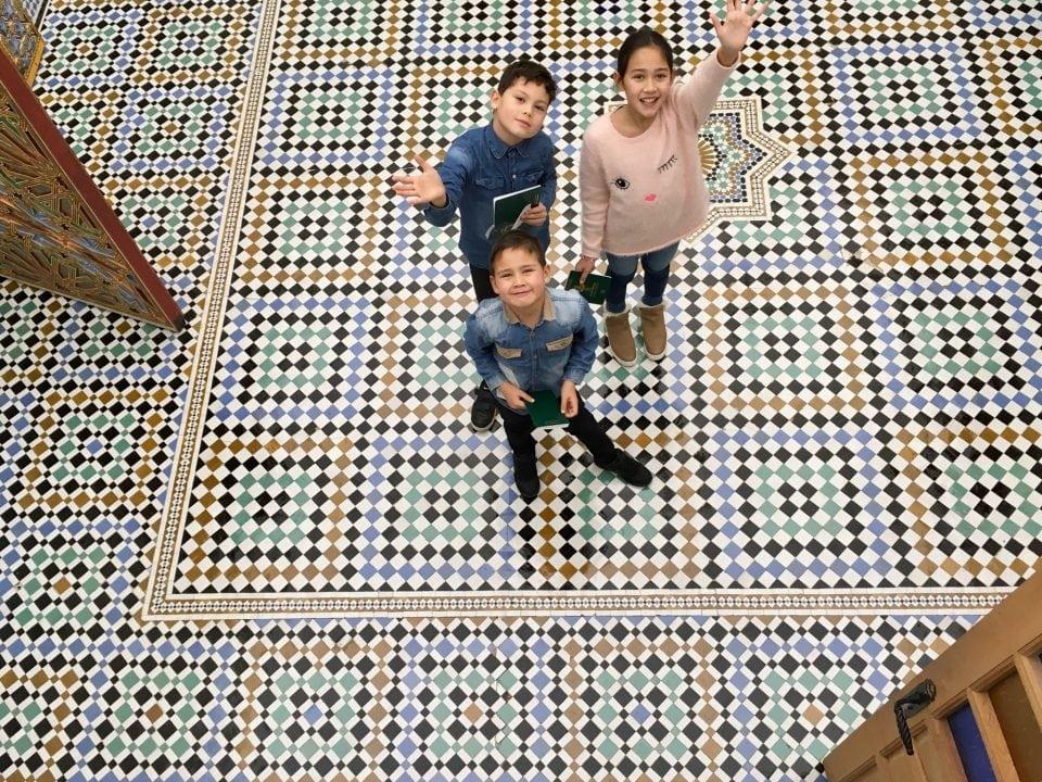 Het Tropenmuseum Amsterdam ziezo Marokko