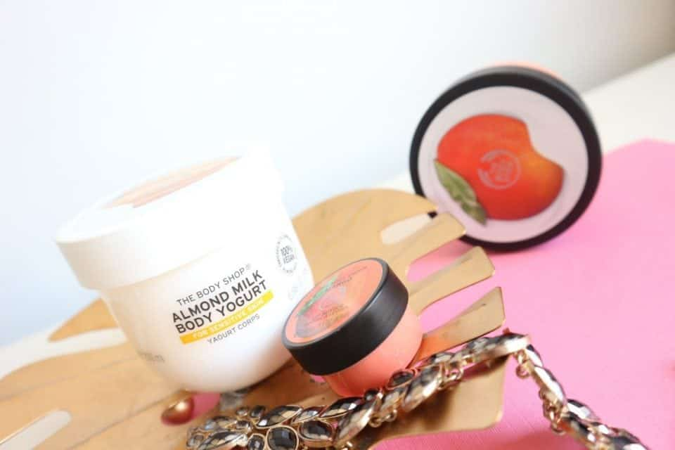 Verfrissende Body Yogurt van The Body Shop momambition.nl review
