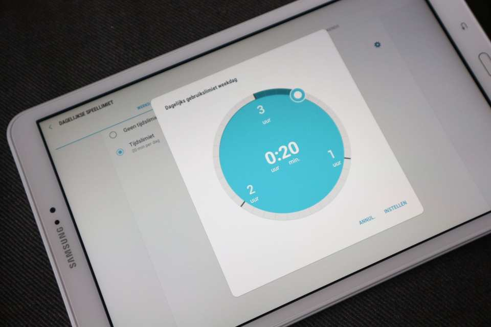 review 3x hoera voor de Samsung Galaxy Tab A met Kids mode Momambition.nl