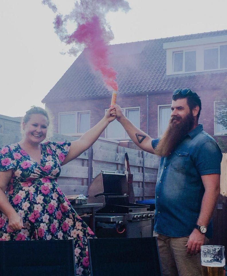 De Baby BBQ (gender reveal party) Momambition.nl jaxx