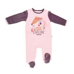 grenouillere-bebe-fille-rose-noisette