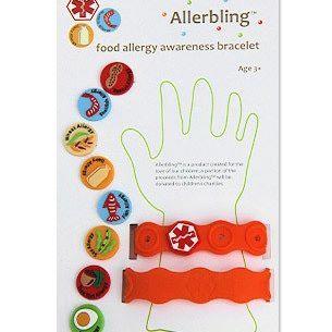 bracelet allergies alimentaires 2