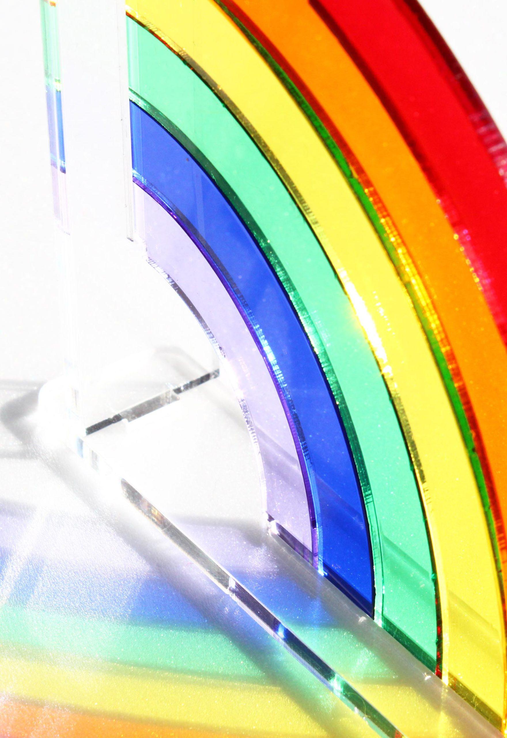 mo man tai DIY rainbow kit