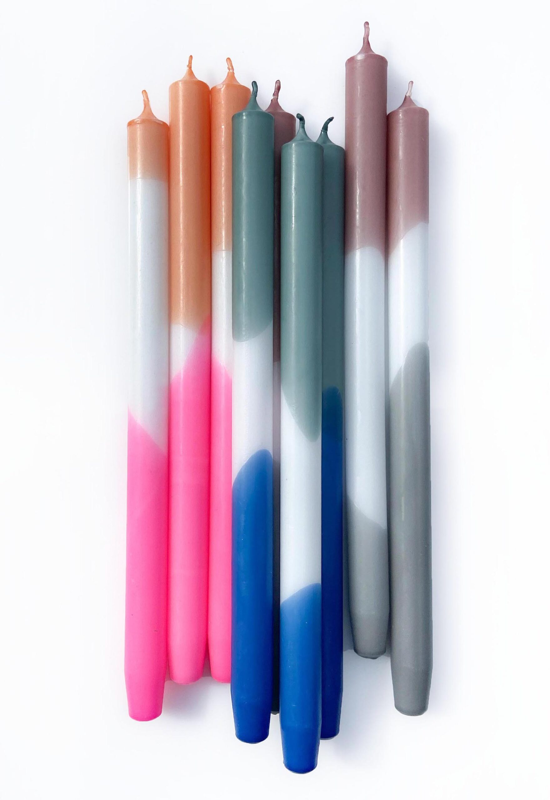 Gradient Candles 2