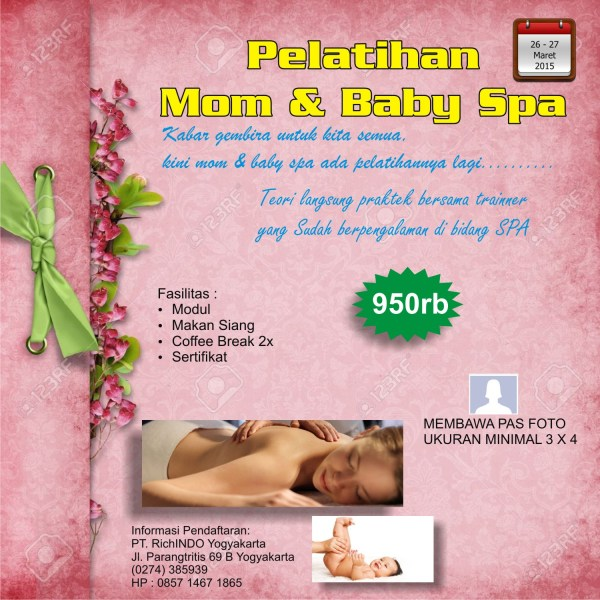 Mom and Baby Spa Maret 2015