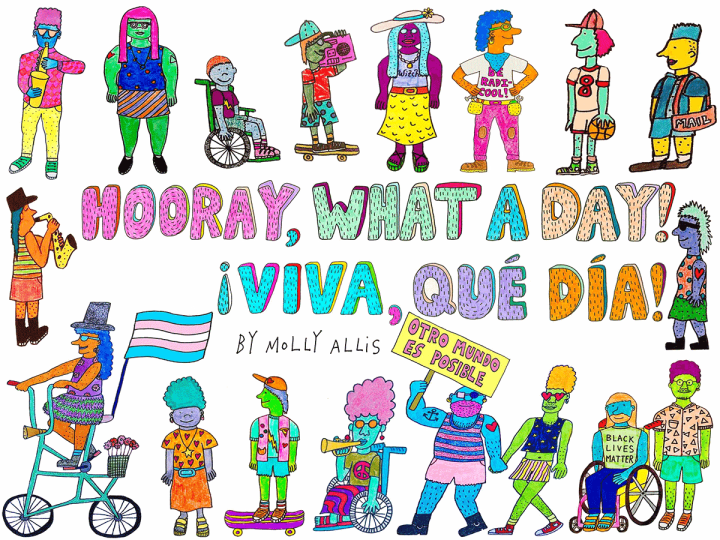 Hooray, What a Day - Molly Allis