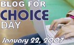 Blog for Choice
