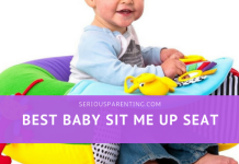 Best Baby Sit Me Up Seat