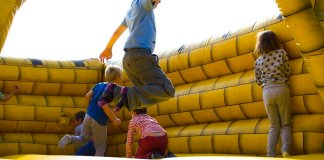 Best Bounce House for Kids