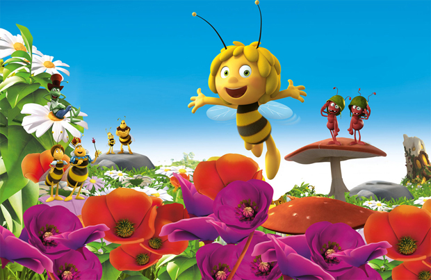 Buzzing Through Summer With Maya The Bee Movie Mom Blog Society