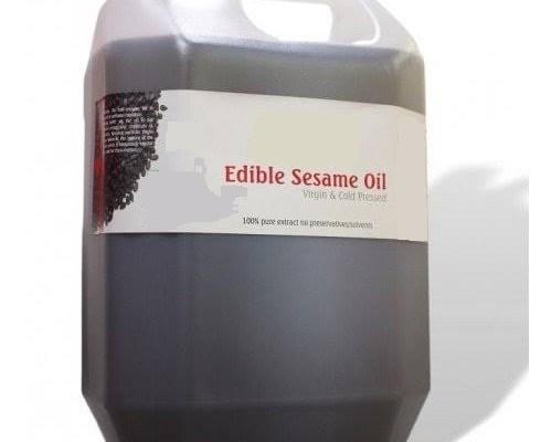 Pure Sesame Seed oil