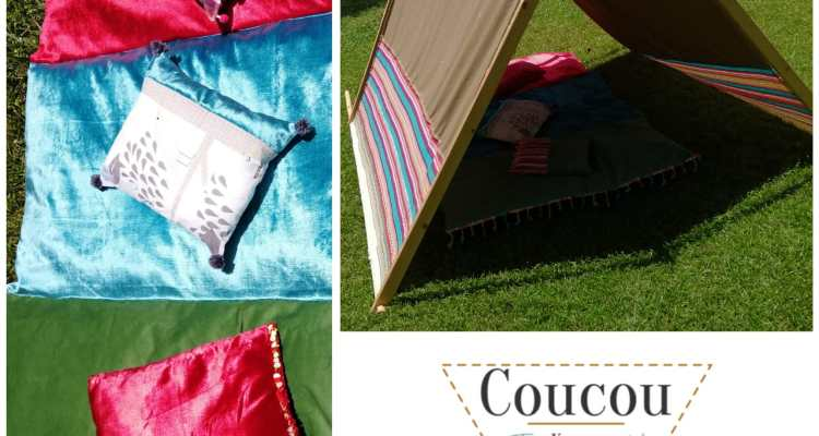 CouCou Kenya TP Picnic Play Tent