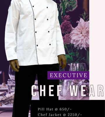 Executive kitchen wear Available