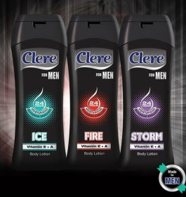 Clere body lotion