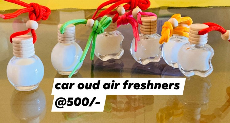 CAR OUD FRESHNER
