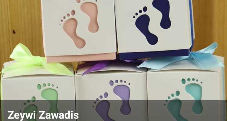 Baby Shower Boxes