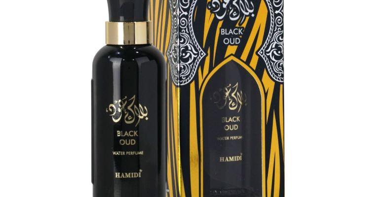HAMIDI BLACK OUD PERFUME