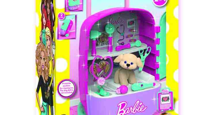 Its barbie time