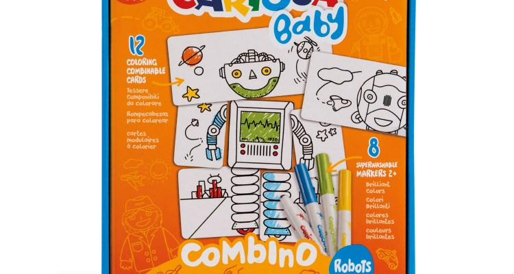 Carioca – Baby Combino – Robots