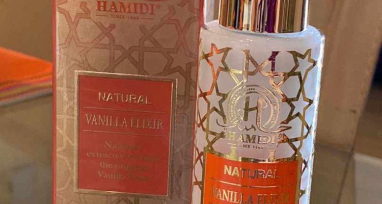 HAMIDI NATURAL VANILLA ELIXIR