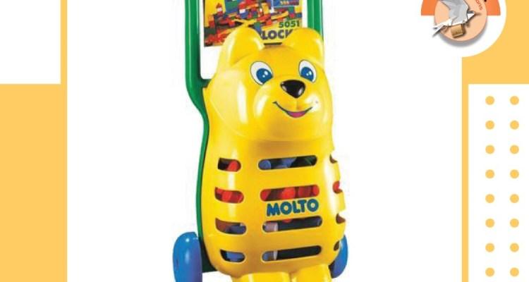 MOLTO TROLLEY BEAR BOX