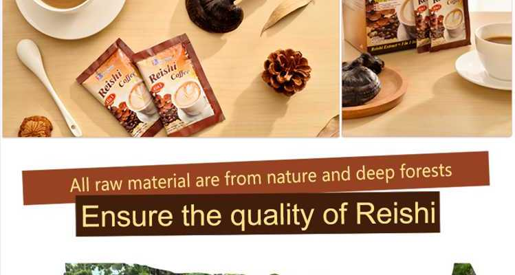 Reishi coffee /immune booster