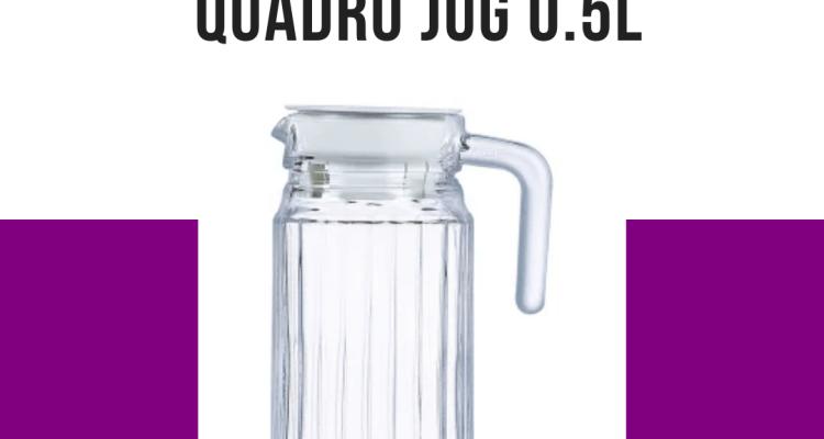 INTRODUCTORY OFFER – Luminarc – Quadro Jugs –