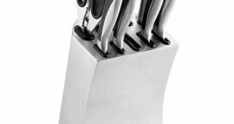 Arshia Knife Set – 10 Pieces*