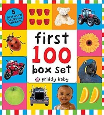 First 100 Paper Back Box Set (5 books)
