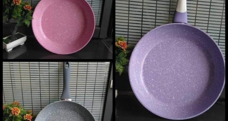 Granite Stone Non-Stick Frying Pan – 28cm