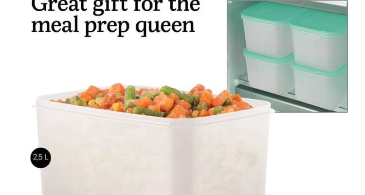 Tupperware Freezer Mate (2.5L)