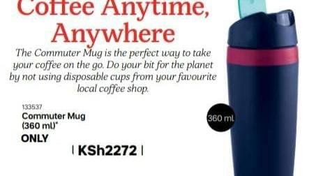Tupperware Commuter Mug (360 ml)