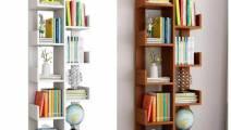 Tree bookshelf multi-purpose decor shelf