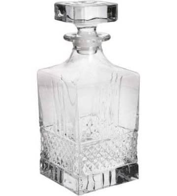 Maxwell & Williams Verona Whiskey Decanter, 750ml