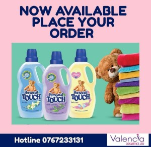 Personal Touch- Fabric softener