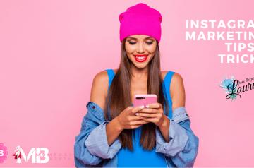 INSTAGRAM MARKETING TIPS & TRICKS – by Lauren van Rooyen