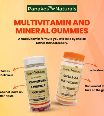 Panakos Naturals gummies now available