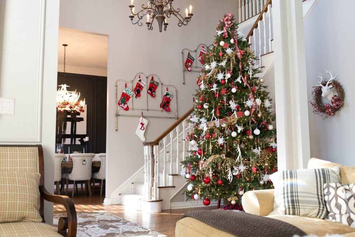 Christmas Decorations House Tour