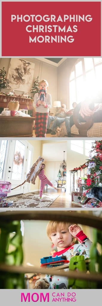 Photographing Christmas Morning