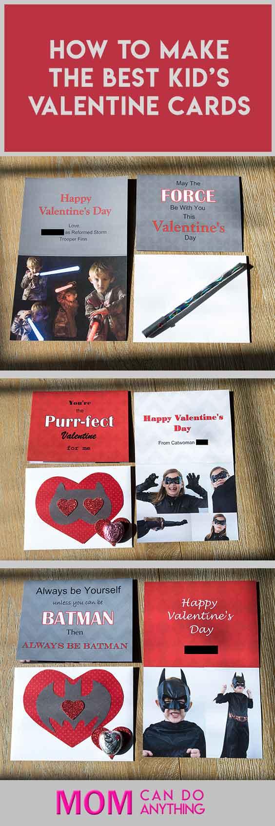 valentine cards for kids