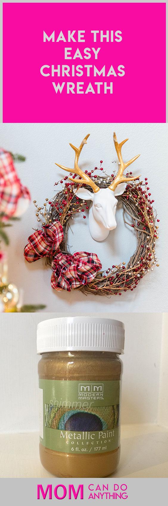 Easy-Christmas-Wreath