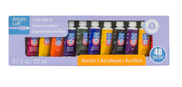 Artist Loft Acrylic Paint Set_MomCanDoAnything_ProductRecomendation