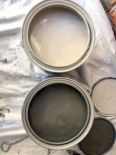 front door and trim paint colors