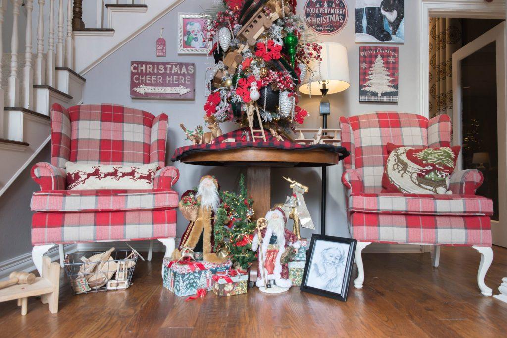 Santa Clause Christmas Decor