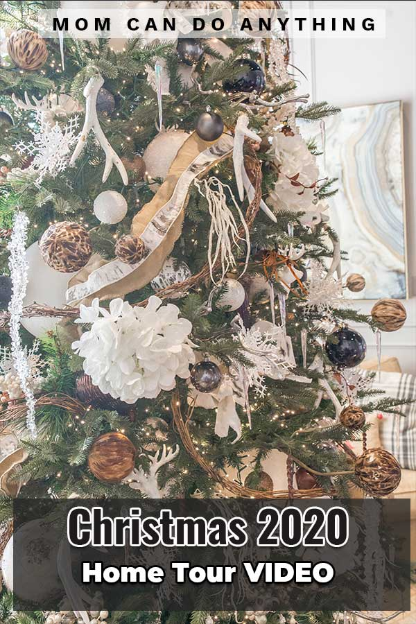 Christmas Home Tour VIDEO 2020