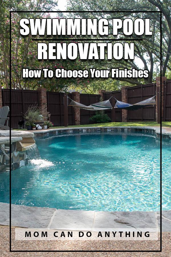Swimming Pool Renovation Pin