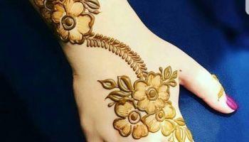 Classy Gulf Style Mehndi Gulf Style Arabic Mehndi Designs Mehndi